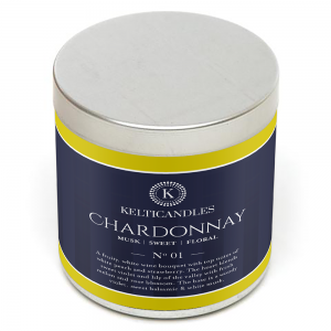 chardonnay soy candle